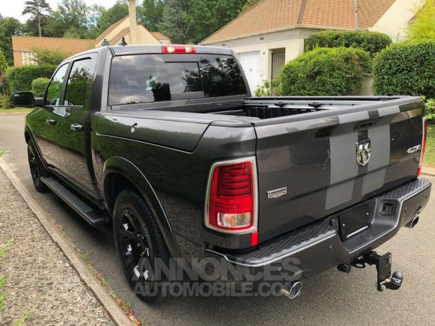 Dodge RAM CREW PACK BLACK EDITION SUSPENTION ACTIVE  GRIS Occasion - 12