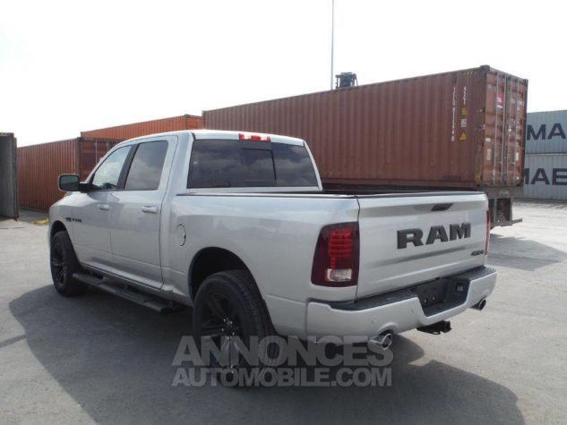 Dodge RAM CREW SPORT BLACK EDITION CTTE PLATEAU GRIS Occasion - 7