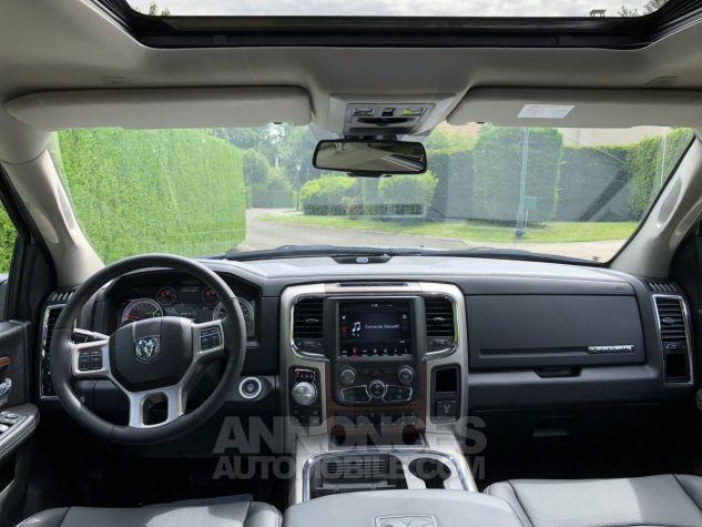 Dodge RAM  LARAMIE CREW SUSPENSION 2018 NEUF CTTE  BLANC Neuf - 5