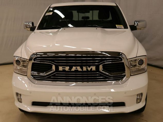 Dodge RAM LIMITED CREWCAB BLANC Occasion - 1