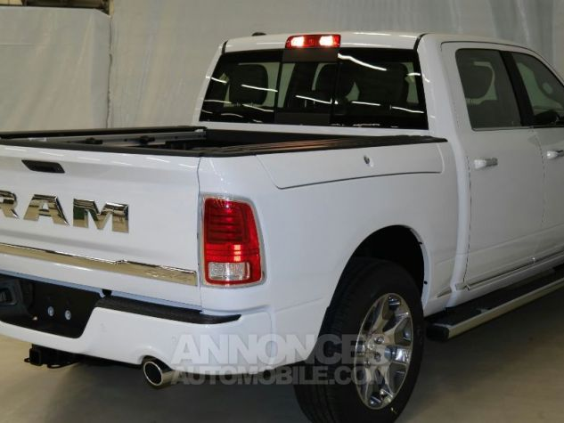 Dodge RAM LIMITED CREWCAB BLANC Occasion - 4