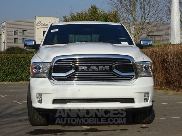 Dodge Ram LIMITED CREWCAB BLANC Occasion - 0