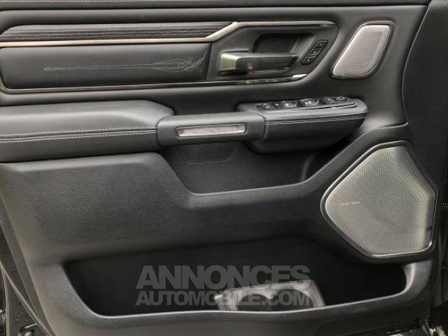 Dodge Ram LIMITED CREWCAB BLACK SERIES Noir Occasion - 12