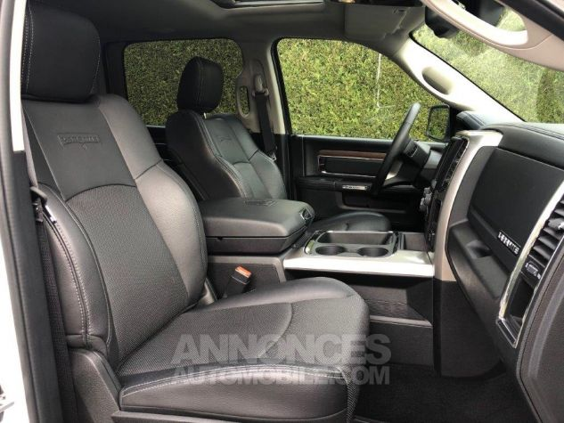 Dodge RAM RAM 1500 CREW CAB LARAMIE CTTE PLATEAU  BLANC Neuf - 5