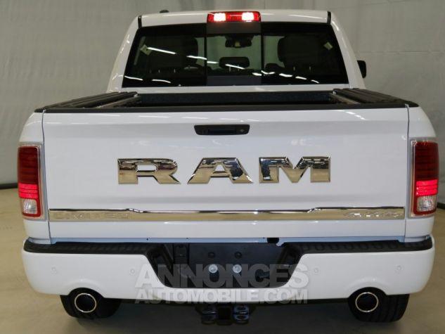Dodge RAM RAM 1500 CREW CAB LIMITED CTTE PLATEAU  BLANC Neuf - 10