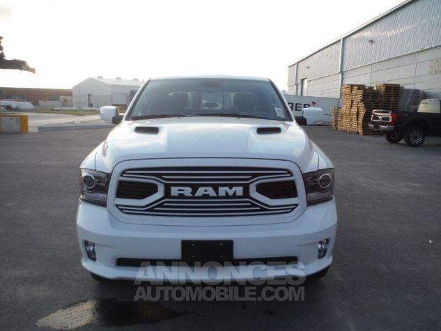 Dodge RAM RAM 1500 CREW CAB SPORT BLACK EDITION 2018 BLANC Neuf - 1