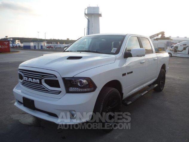 Dodge RAM RAM 1500 CREW CAB SPORT BLACK EDITION 2018 BLANC Neuf - 2