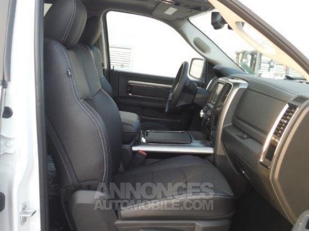 Dodge RAM RAM 1500 CREW CAB SPORT BLACK EDITION 2018 BLANC Neuf - 4