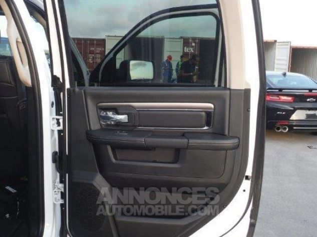 Dodge RAM RAM 1500 CREW CAB SPORT BLACK EDITION 2018 BLANC Neuf - 6