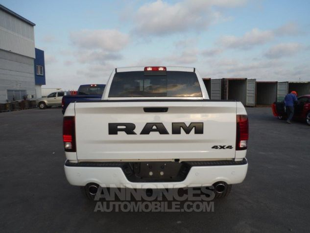Dodge RAM RAM 1500 CREW CAB SPORT BLACK EDITION 2018 BLANC Neuf - 8