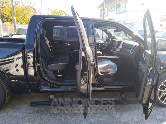 Dodge Ram SPORT CREWCAB 2020 Noir Occasion - 4