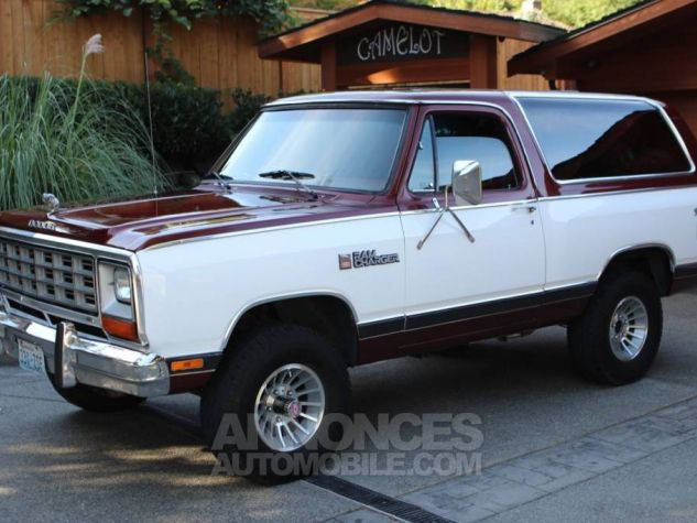 Dodge Ramcharger 1984  Occasion - 0