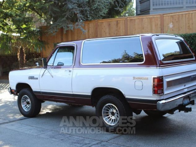 Dodge Ramcharger 1984  Occasion - 4