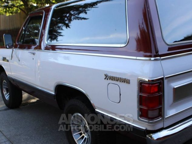 Dodge Ramcharger 1984  Occasion - 5