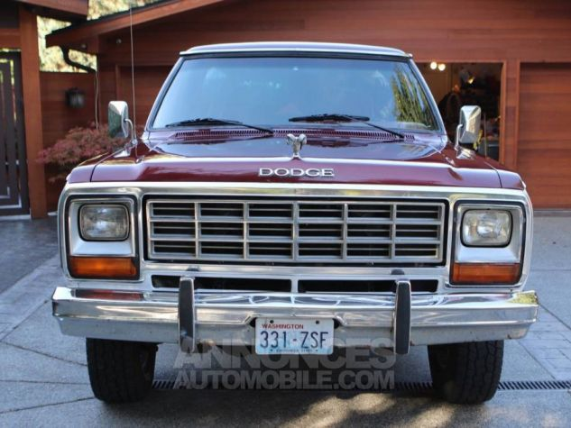 Dodge Ramcharger 1984  Occasion - 6