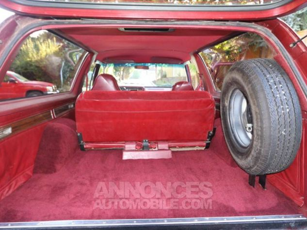 Dodge Ramcharger 1984  Occasion - 8