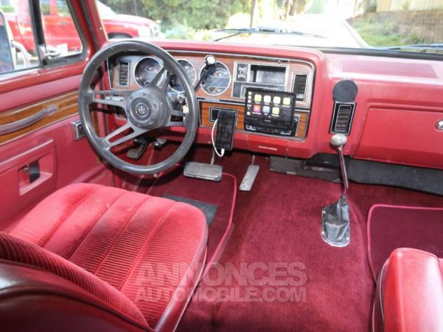 Dodge Ramcharger 1984  Occasion - 9