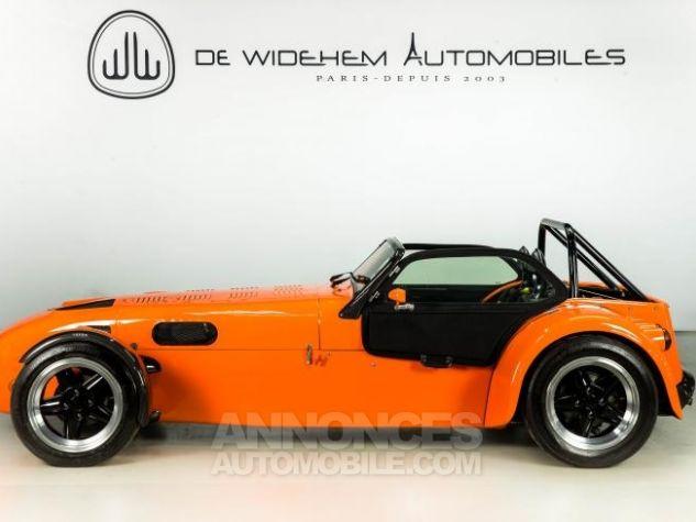 Donkervoort D8 180R 1.8 T 245 Orange Occasion - 1