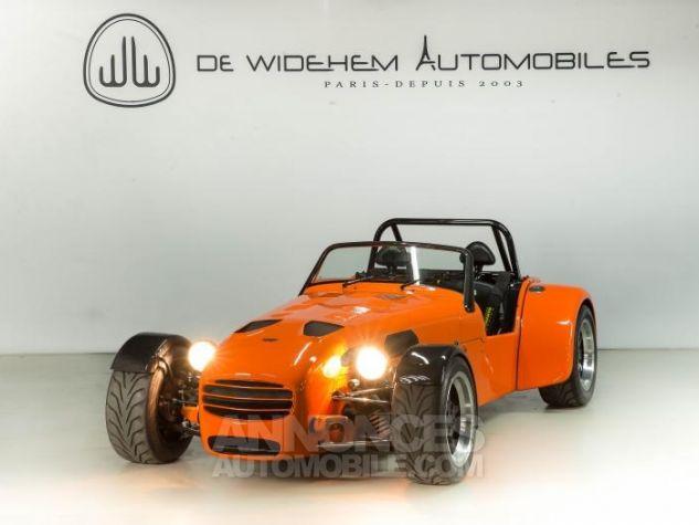 Donkervoort D8 180R 1.8 T 245 Orange Occasion - 3