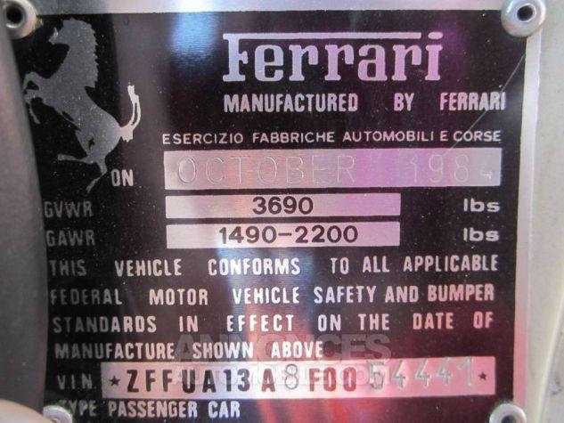 Ferrari 308 1985  Occasion - 4