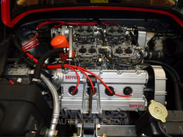 Ferrari 308  GTB VETRORESINA Rosso Occasion - 10