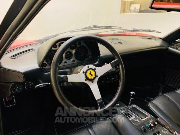 Ferrari 308 GTB Vetroresina polyester Rouge Occasion - 1