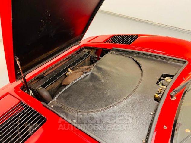 Ferrari 308 GTB Vetroresina polyester Rouge Occasion - 12