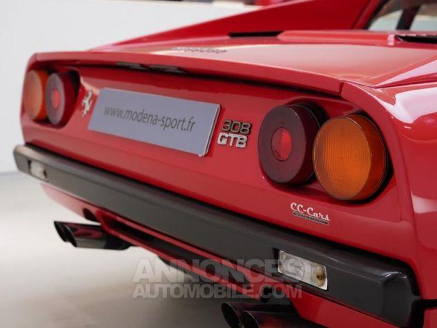 Ferrari 308 GTB Vetroresina polyester Rouge Occasion - 16