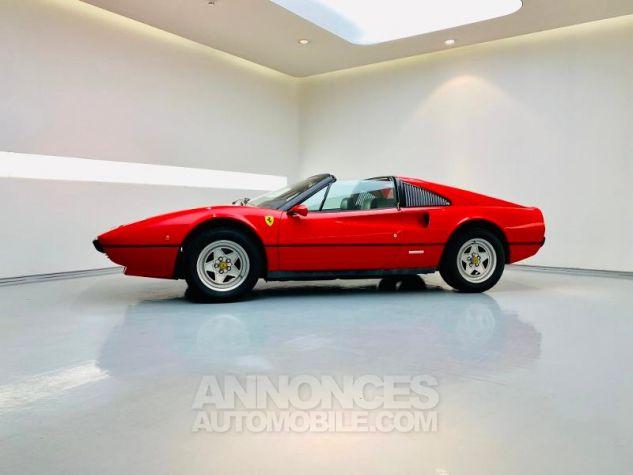 Ferrari 308 GTS Carburateurs Rouge Occasion - 3