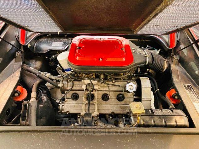 Ferrari 308 GTS Carburateurs Rouge Occasion - 4