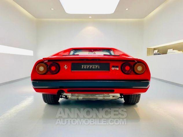 Ferrari 308 GTS Carburateurs Rouge Occasion - 6