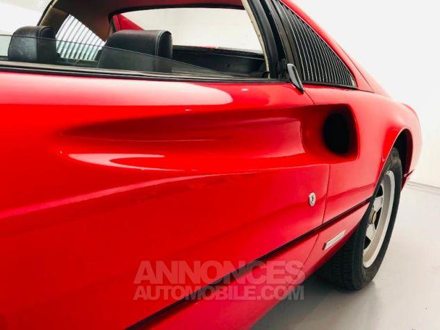 Ferrari 308 GTS Carburateurs Rouge Occasion - 14