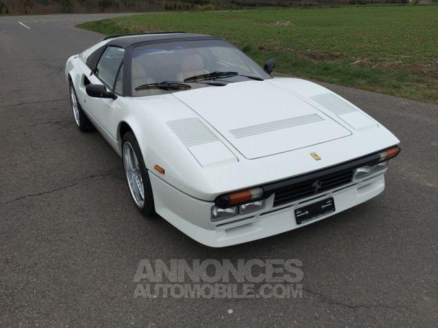 Ferrari 308 GTS QUATTROVALVOLE (TARGA) Blanche Occasion - 1