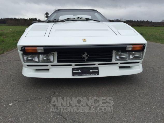 Ferrari 308 GTS QUATTROVALVOLE (TARGA) Blanche Occasion - 4