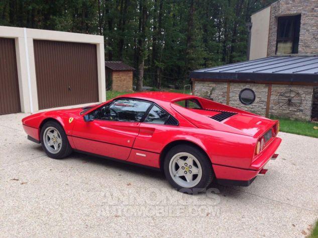 Ferrari 328 GTB Rouge Occasion - 1