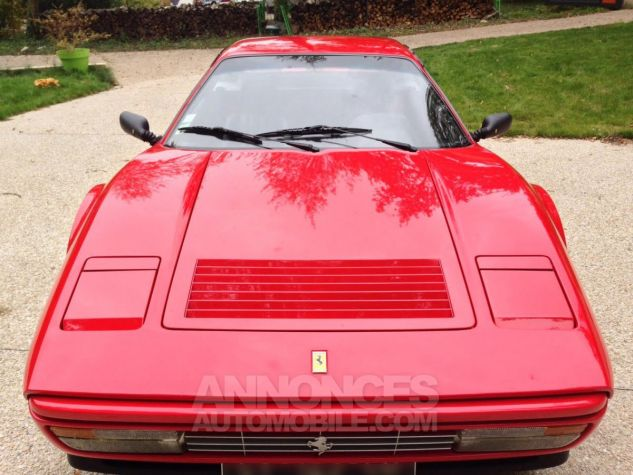 Ferrari 328 GTB Rouge Occasion - 3