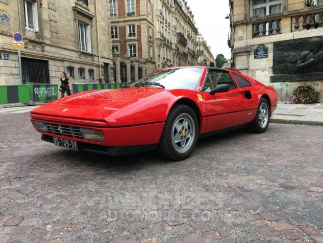 Ferrari 328 GTS ROUGE VERNI Occasion - 1