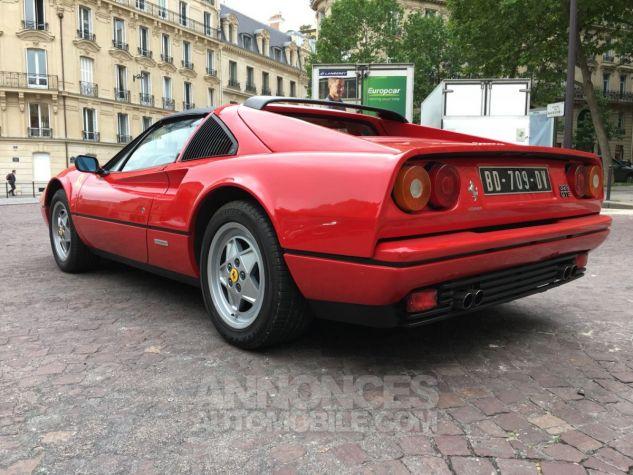 Ferrari 328 GTS ROUGE VERNI Occasion - 3