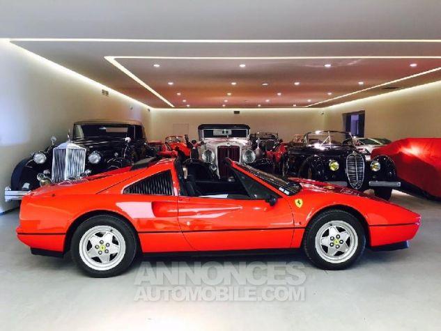 Ferrari 328 GTS Rouge Rosso Corsa Occasion - 3