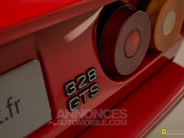 Ferrari 328 GTS Rouge Rosso Corsa Occasion - 10