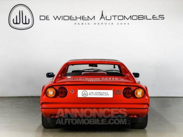 Ferrari 328 GTS Rouge Occasion - 4