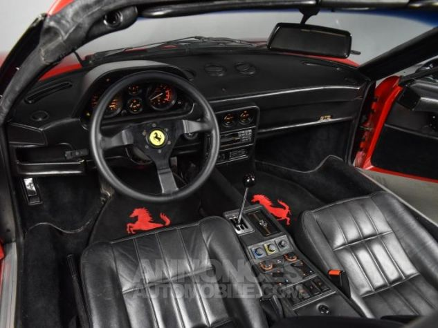Ferrari 328 GTS Rouge Occasion - 5