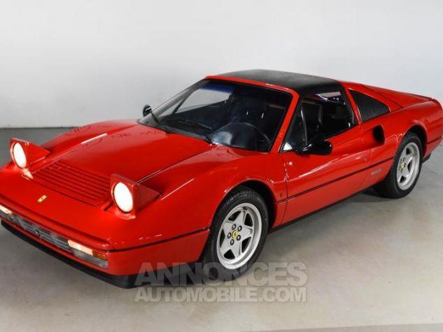 Ferrari 328 GTS Rouge Occasion - 17