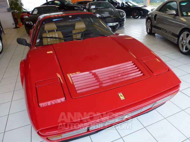 Ferrari 328 GTS - Origine POZZI - Parfait état - Courroie OK Rouge Occasion - 1