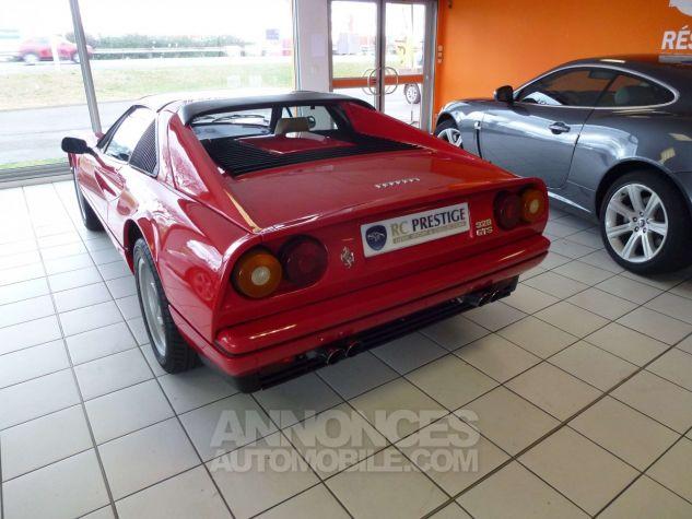 Ferrari 328 GTS - Origine POZZI - Parfait état - Courroie OK Rouge Occasion - 2