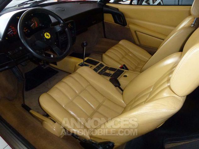 Ferrari 328 GTS - Origine POZZI - Parfait état - Courroie OK Rouge Occasion - 4