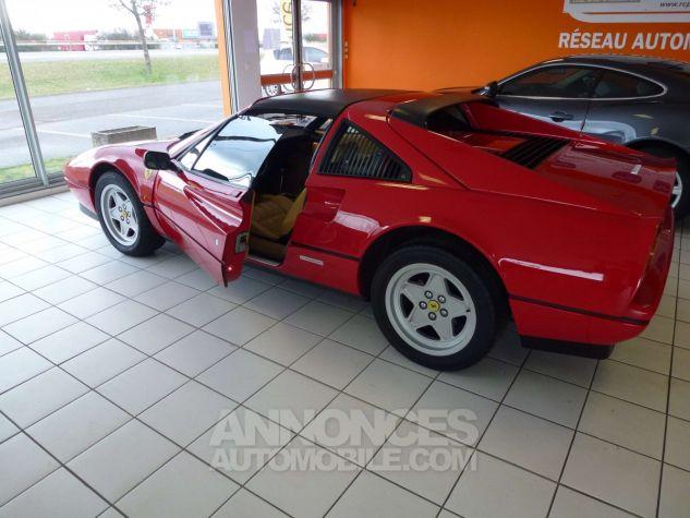 Ferrari 328 GTS - Origine POZZI - Parfait état - Courroie OK Rouge Occasion - 6