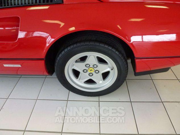 Ferrari 328 GTS - Origine POZZI - Parfait état - Courroie OK Rouge Occasion - 7