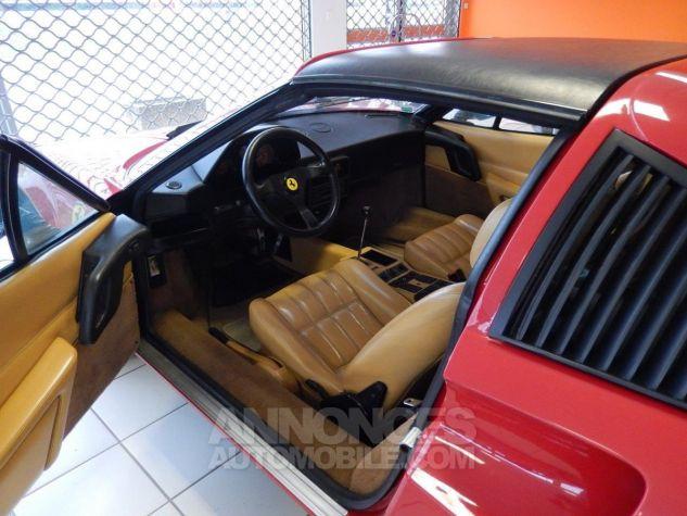 Ferrari 328 GTS - Origine POZZI - Parfait état - Courroie OK Rouge Occasion - 9