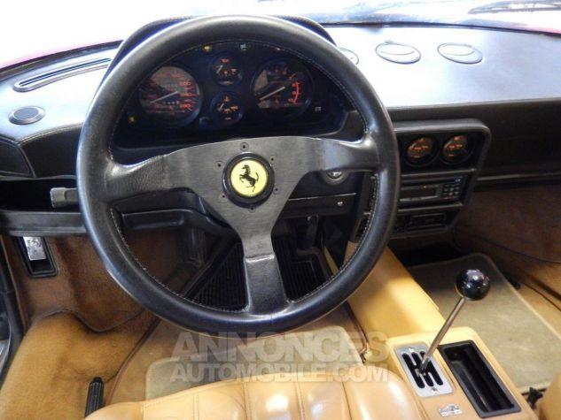 Ferrari 328 GTS - Origine POZZI - Parfait état - Courroie OK Rouge Occasion - 10